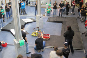 State Robotics Competition at EE11