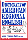 Dictionary of American Regional English