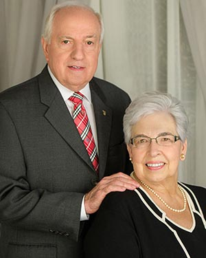 Sue and Don Whitaker