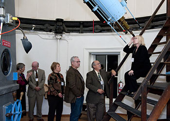 Honors Program at Washburn Observatory